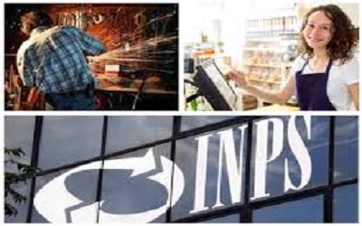 Contributi INPS artigiani e commercianti 2021